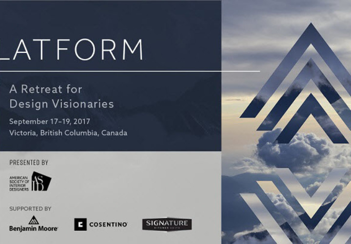 ASID Announces Platform: A Retreat for Design Visionaries