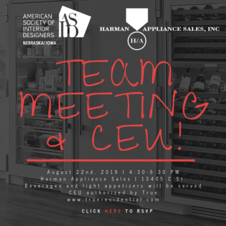 Register for the next Team Meeting!